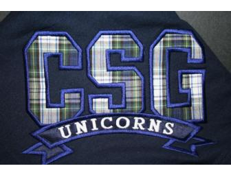 CSG Fleece Blanket