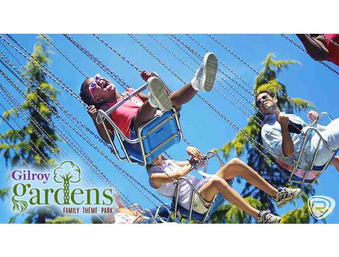 2 Single Day Admissions to Gilroy Gardens Family Theme Park - Photo 1
