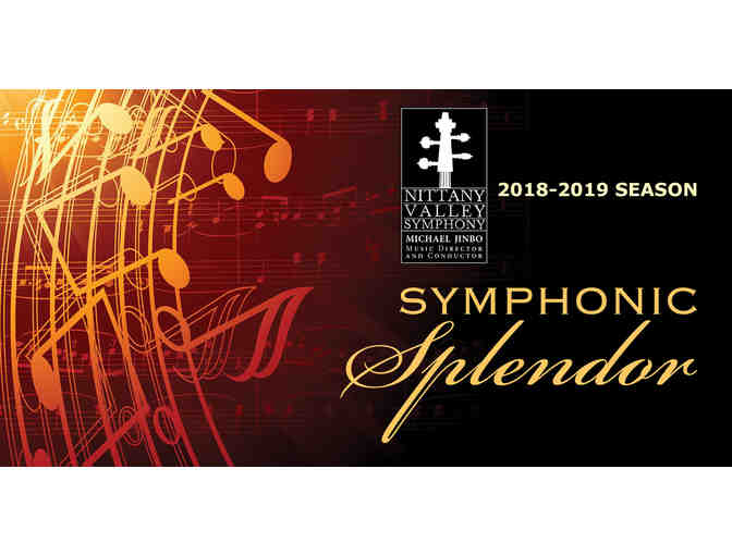 Four Vouchers for Nittany Valley Symphony