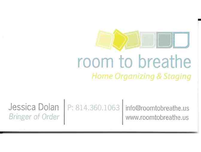 Room to Breathe Home Organizing Services