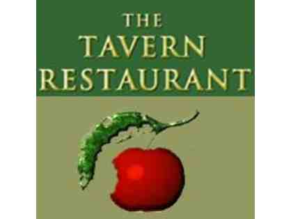Sunday Brunch for 2 at The Tavern Restaurant