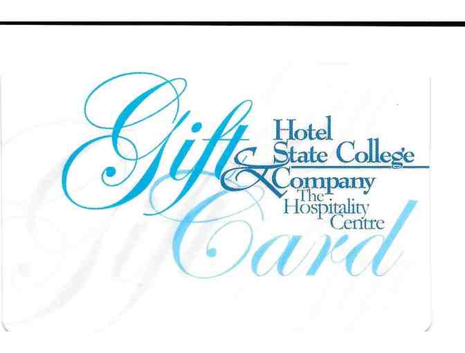 $25 Gift Card for Hotel State College and Company - Photo 1