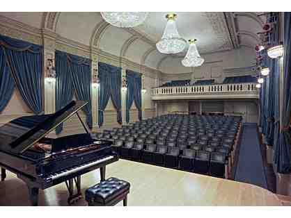 Key Pianists Concert Series at Weill Recital Hall at Carnegie