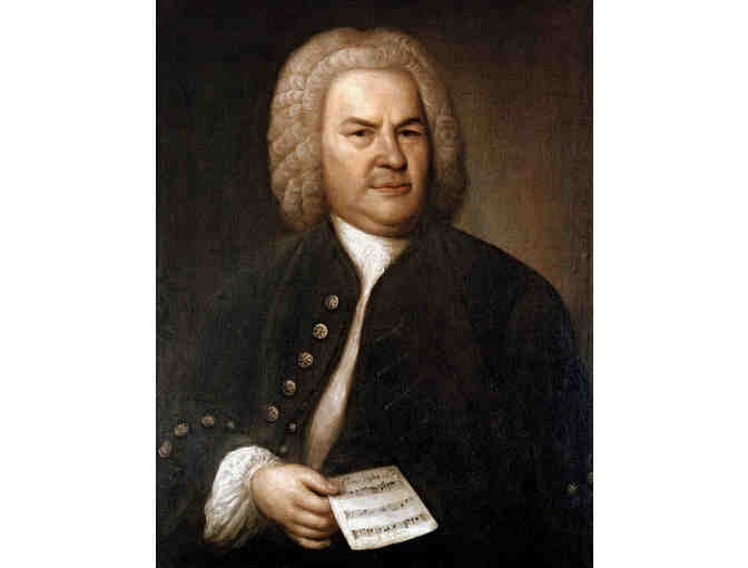 Bach Cantata Eight-Concert Series for Two, Prime Seating! FIRST CONCERT IS FREE! - Photo 1