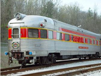 Ride First-Class on the St. Lucie Sound through Cuyahoga Valley National Park for 30