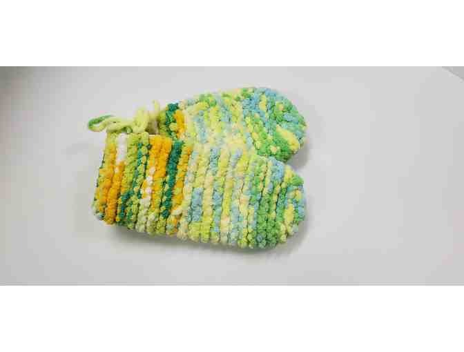 Handmade Children's Slippers 1