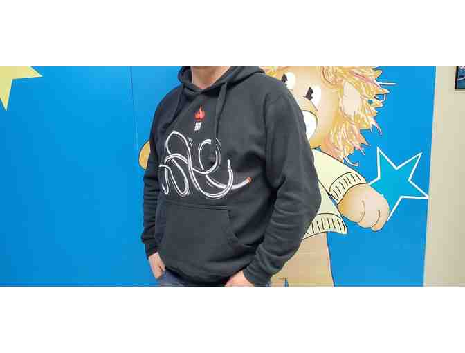 Buy Now Item: King Jay Adult Hoodie SIze S