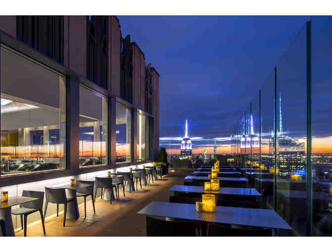 $500 Gift Card to Bar SixtyFive at the Rainbow Room