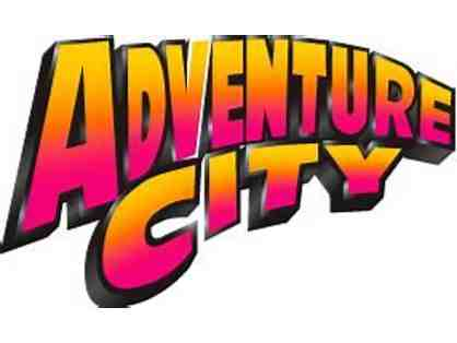 Two Passes to Adventure City