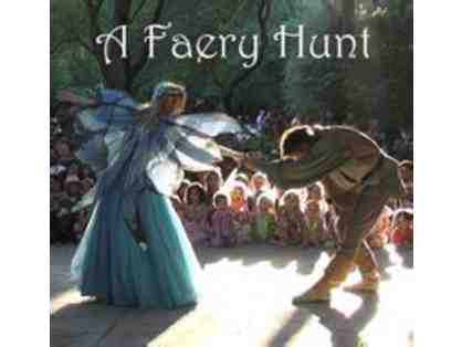 Two Admissions to a Faery Party
