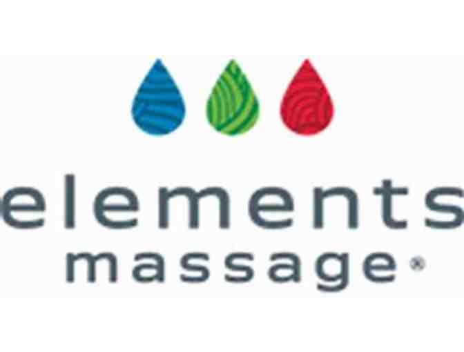 60 Minute Massage at Elements Massage - Photo 1