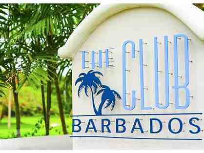 7-10 Nights Stay at The Club Barbados Resort & Spa