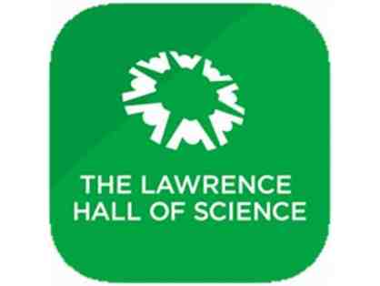 Family Guest Pass to Lawrence Hall of Science (1 of 2)