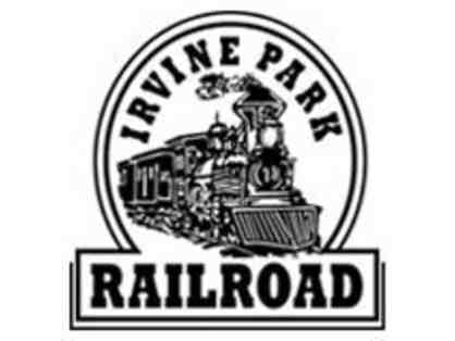 A Fun Day at Irvine Park Railroad