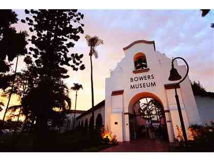 Two Passes to the Bowers Museum