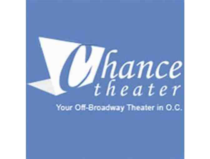 Four Tickets to the Chance Theatre in Anaheim - Photo 1