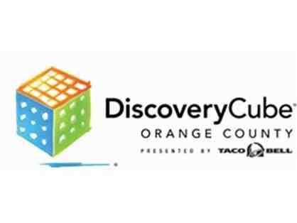 Four Passes to Discovery Cube