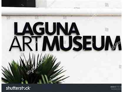 Four Passes to visit the Laguna Art Museum