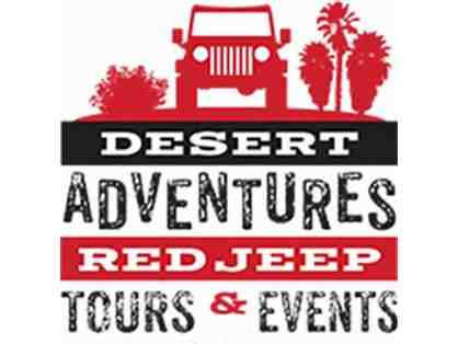 $100 Credit Towards Red Jeep Tours & Events