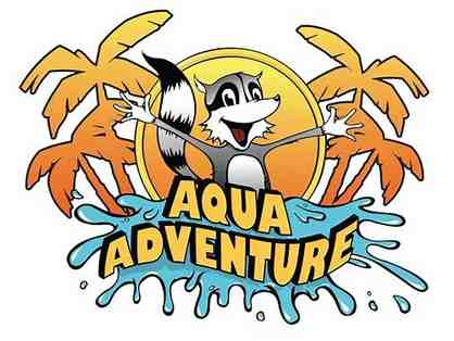 Two Admission Passes to the Aqua Adventure Waterpark