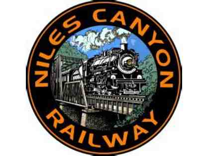 Four Tickets to the Niles Canyon Railway