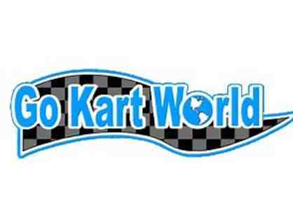 Four Ride Tickets to Go Kart World!
