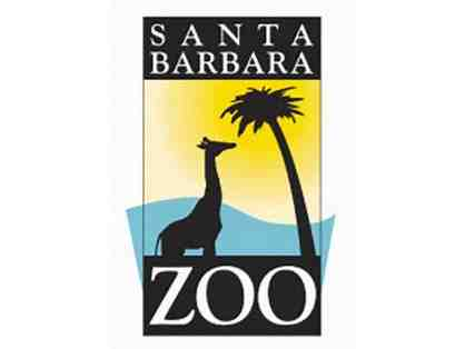Two Tickets to the Santa Barbara Zoo