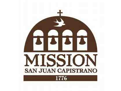 Family Membership to the Mission San Juan Capistrano