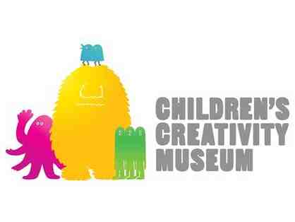 Two Tickets to the Children's Creativity Museum