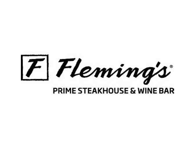 $100 Gift Card to Fleming's Prime Steakhouse (2 of 2) - Photo 1