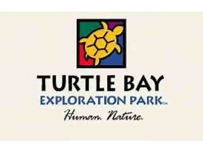 Two Passes to the Turtle Bay Exploration Park
