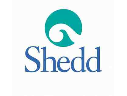 Four Passes to the Shedd Aquarium