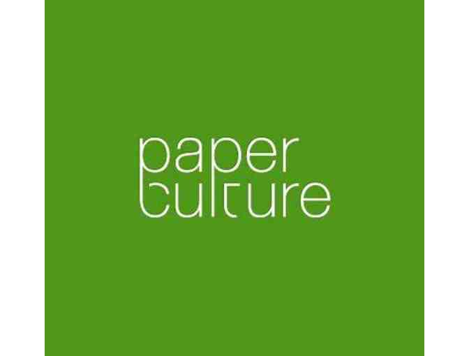 $50 Gift Card to Paper Culture - Photo 1