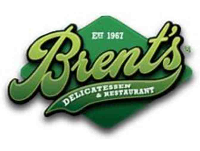 $50 Gift Card to Brent's Deli - Photo 1