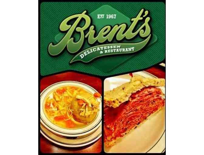 $50 Gift Card to Brent's Deli - Photo 2