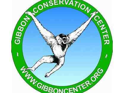 Passes for Two to the Gibbon Conservation Center
