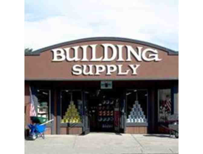 Point Reyes Building Supply & Hardware $50 Gift Card