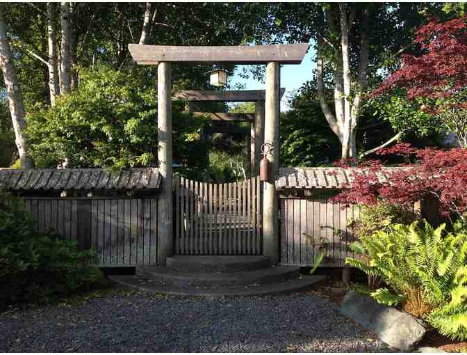 2 Night Stay At Tranquil Zen Sanctuary In Fort Bragg Sunbelt