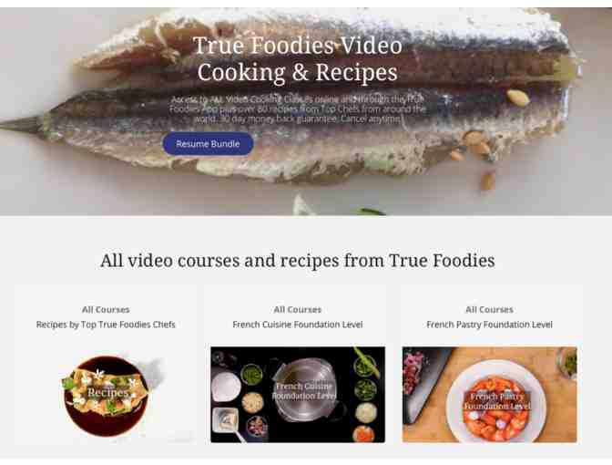 True Foodies Online Culinary School - Photo 1