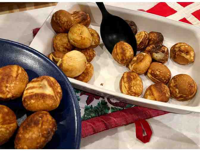 Aebleskiver Dinner for 2 or 4 (or more) - Photo 1