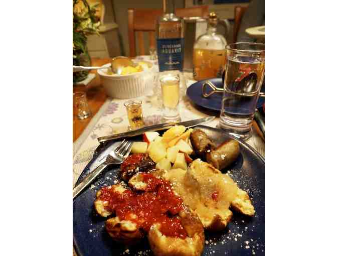 Aebleskiver Dinner for 2 or 4 (or more) - Photo 2