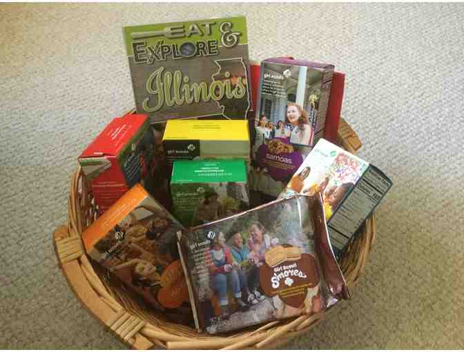 "Girl Scout Cookies and ""Eat & Explore Illinois"" - Photo 1"