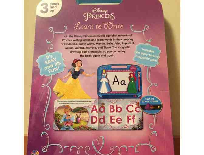 Disney Princess 'Learn to Write'