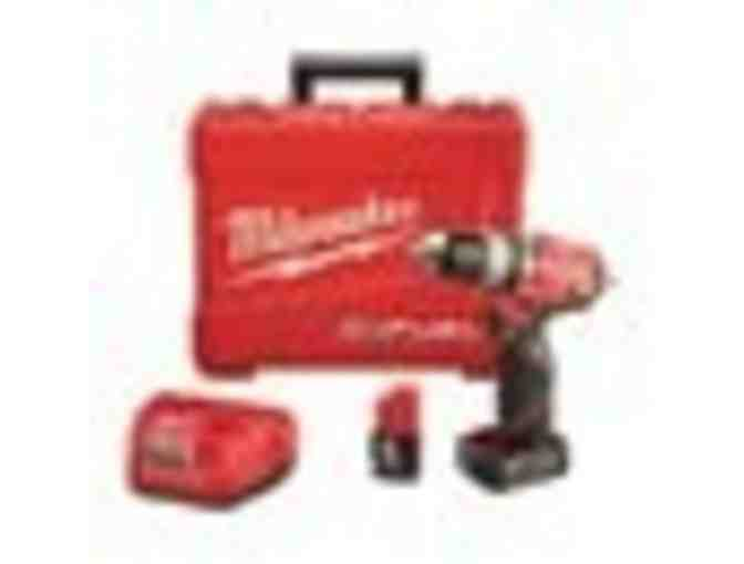 Milwaukee Drill and Driver Kit