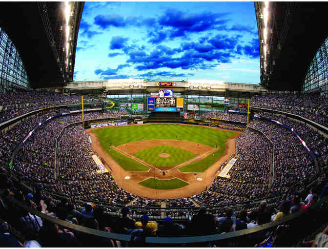 Miller Park Private Suite/Cubs VS Brewers