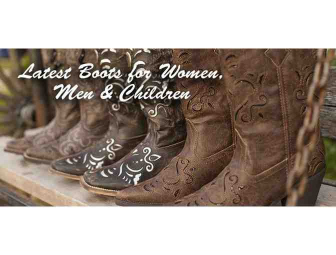 Cowboy/Cowgirl Boots