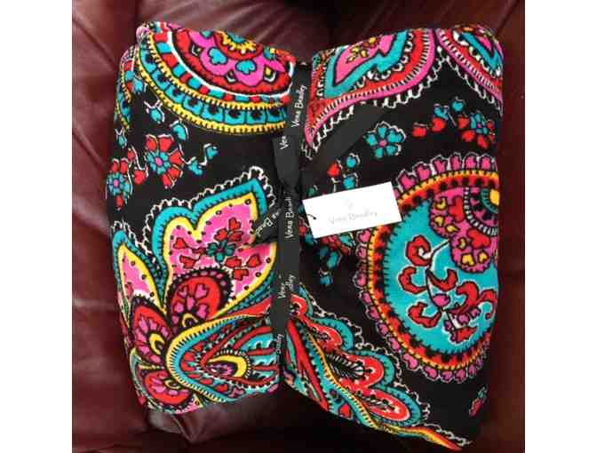 Vera Bradley Extra Large Throw Blanket