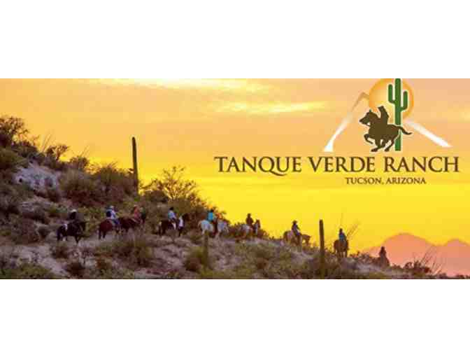 3 Night Stay Tanque Verde Ranch-Arizona