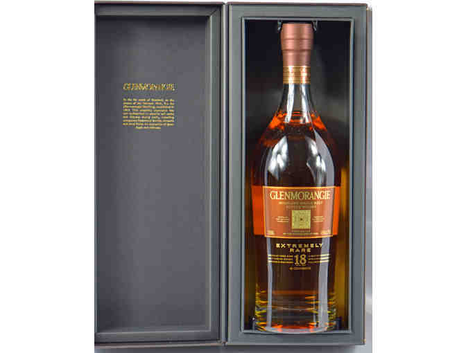 Glenmorangie 18 year old Scotch