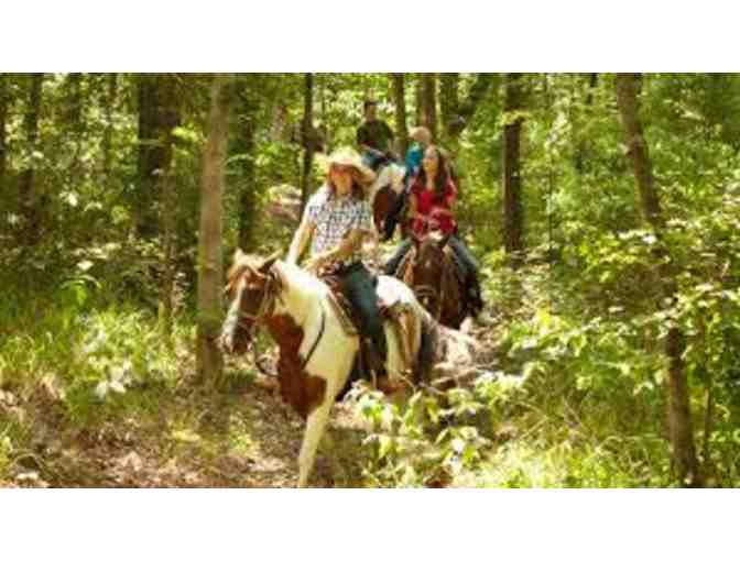 Horse Back Trail Ride For Two